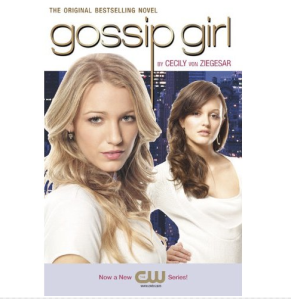 Gossip girl book series not